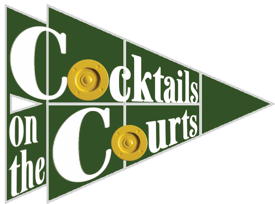 cocktails on the courts logo